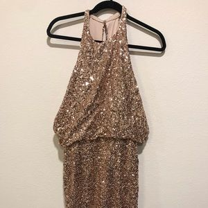 b13c21e3 Badgley Mischka Dresses - Badgley Mischka Blush Maria Dress